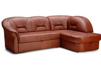 Narożnik FRESH kanapa narożna prawdziwa naturalna skóra Gniewkowo