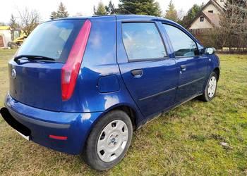Fiat Punto 1.2 65 km, benzyna , 2004 na sprzedaż  Warszawa