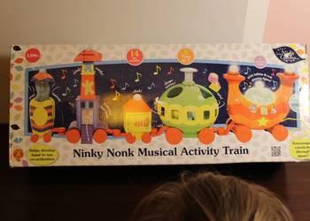 Interaktywny Ninky Nonk Musical Activity Train