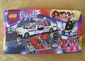 LEGO FRIENDS LIMUZYNA GWIAZDY POP 41107