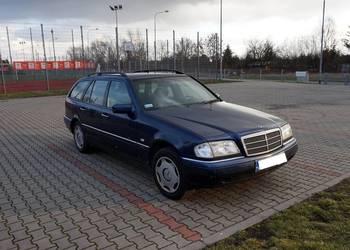 Mercedes-Benz C klasa ELEGANCE S202 benzyna - od właściciela