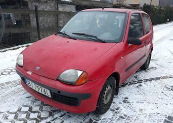 Fiat Seicento 0.9 GAZ !