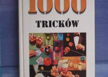 KSIĘGA 1000 TRICKÓW - NIKOLAUS LENZ /I.M.G