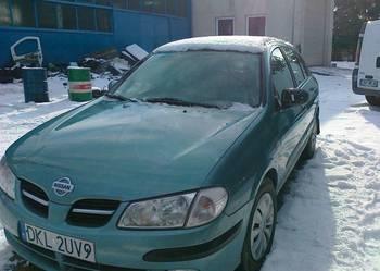Nissan Almera 2,2 DI rok 2001/na części/