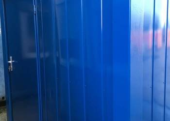 Kontener biurowy niebieski PROFUS