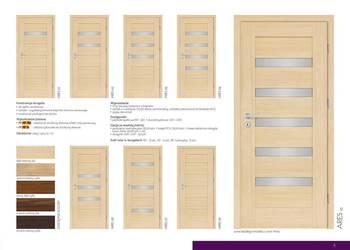 Drzwi pokojowe łazienkowe na starą futrynę 330 zł