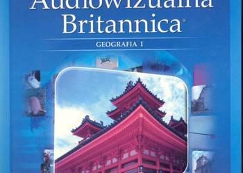 Encyklopedia audiowizualna Britannica - Geografia 1 + DVD