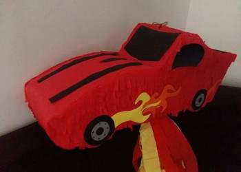Piniata auto pinata piniaty xl urodziny