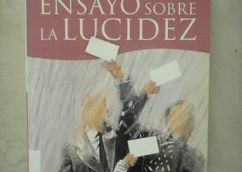 Książka po hiszpańsku Ensayo sobre la lucidez Jose Saramago