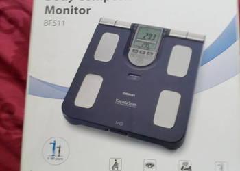Waga z pomiarem tkanki tłuszczowej, kostnej i mięśniowej
