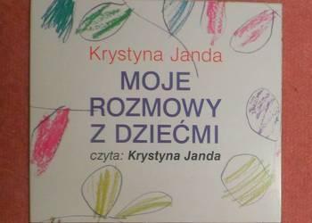 """Krystyna Janda """"Moje rozmowy z dziećmi"""" płyta w formacie mp3"""