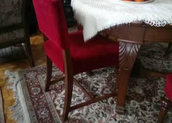 Krzesła - fotele z oparciami