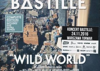BASTILLE Wild World.Deluxe Edition [CD] Nowa.Folia