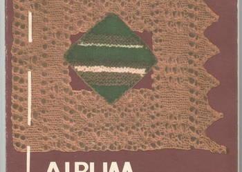 Album splotów na drutach Irena Szymańska 1990