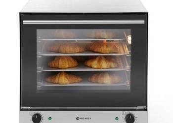 Piekarnik piec konwekcyjny z 4 blachami 300 °C Hendi