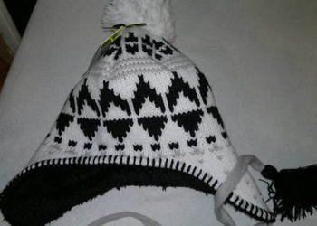 Adidas peruvian hat r. S/ M NOWA Czapka zimowa damska/ męska