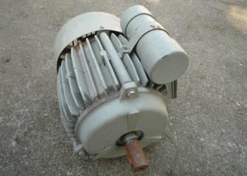 Sprzedam silnik 1 faz. 220 V / 0,75 KW.
