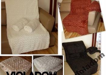 narzuta na kanapę i fotele komplet narzut fotelówki kapa