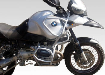 Gmole HEED do BMW GS 1150 Adventure (01-05) - Full srebrne
