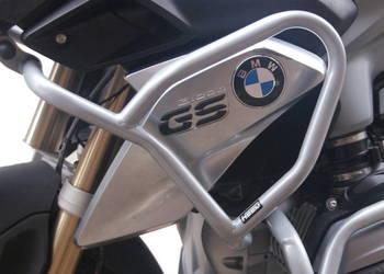 Gmole HEED do BMW R 1200 GS (13-16.) górne Classic srebrne