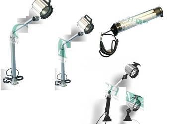 Lampa jarzeniowa, oświetlenie tokarki CNC tel. 601273539