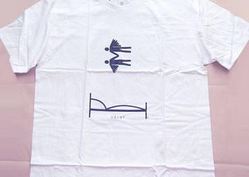 prezent na panieński,koszulka dla zakochanych-rozmiar M