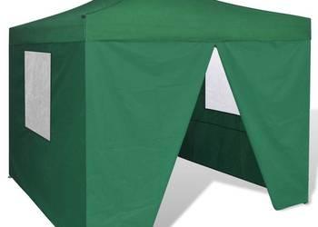 vidaXL Zielony, składany namiot, 3 x 3 m 41468
