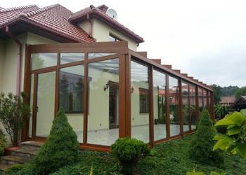 Ogród zimowy patio oranżeriia PRODUCENT