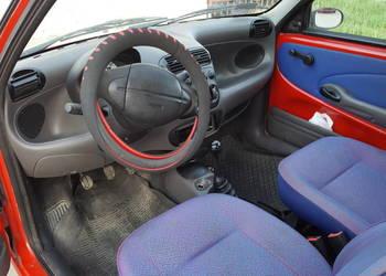 Fiat seicento LPG 12zl/100km