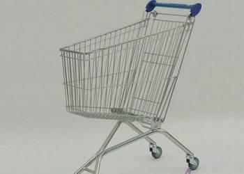 Wózek sklepowy do sklepów samoobsługowych - typ MEC 66