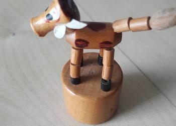 zabawka konik PRL