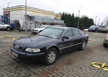 Audi A8 D2 3.7L, benz-lpg, quattro automat.