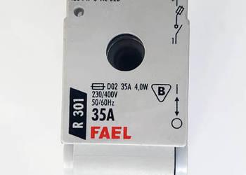 Rozłącznik bezpiecznikowy z wkładką FAEL R301 35A