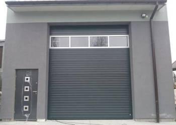 Bramy garażowe, bramy przemysłowe