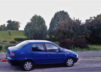 Fiat Siena 1,4, 75 KM,1998 r,benz+LPG, Pierwszy właściciel