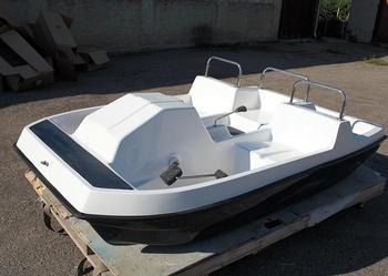 ROWER WODNY 2+1 łódź łódka łodzie kajak