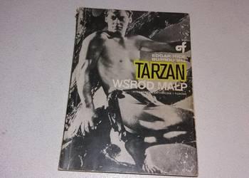 Edgar Rice Burroughs - Tarzan wśród małp