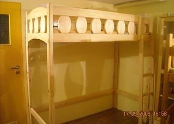łóżko lozka piętrowe nowa antresola łóżka lozko piętrowe na sprzedaż  Bielsko-Biała