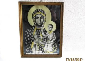 Obraz replika Matki Boskiej Królowej Polski - PRL