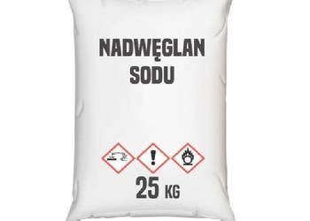 Nadwęglan sodu (węglan sodu z nadtlenkiem wodoru) 25 kg