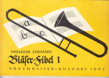 "Nuty na trąbkę (Wilhelm Ehmann ""Bläser-fibel 1"")"