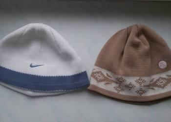 Czapki męskie zimowe Nike i Rossignol , bdb stan , po 10 zł