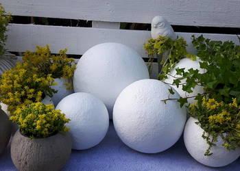 Dekoracje i ozdoby do ogrodu Kula do ogrodu -fontanny 50 cm