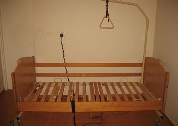 Łóżko rehabilitacyjne elektryczne Orthomedac