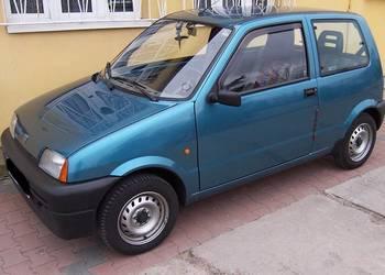 Fiat Cinquecento dla kolekcjonera