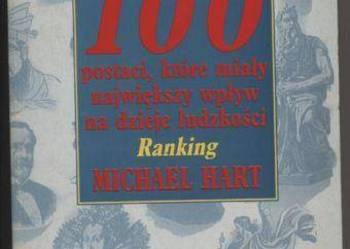 100 postaci które miały największy wpływ na dzieje ludzkości