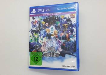 LOMBARDOMAT Gra PS4 World of Final Fantasy G 2203/2018