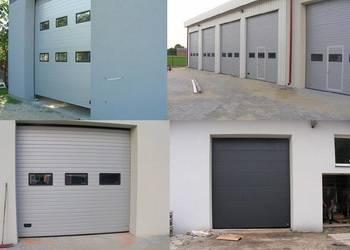 Brama Drzwi Garażowe Segmentowe do otworu 3000x3000