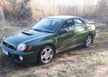 Subaru impreza WRX KJS