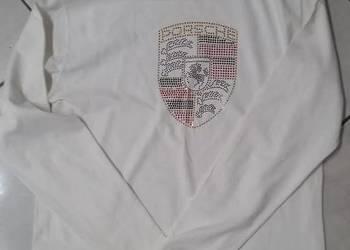 d&g porsche, bluzka z logo porsche, nowa, brak metek